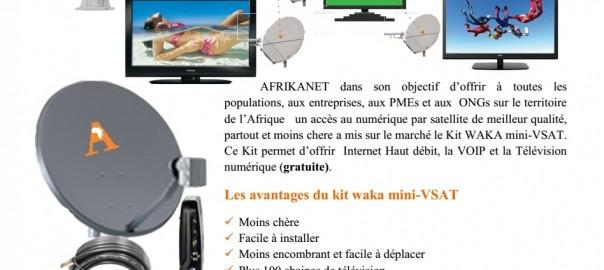 la t l vision pour tous par satellite afrikanet news. Black Bedroom Furniture Sets. Home Design Ideas
