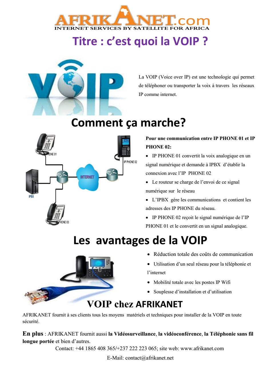 VOIP_AFRIKANET